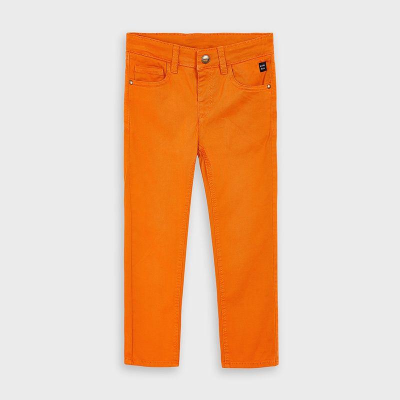 mayoral panteloni portokali